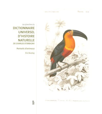 Les planches du Dictionnaire universel d'histoire naturelle de Charles d'Orbigny : Portraits d'animaux