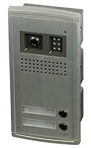 SCS Sentinel SOFIA M10C2 Platine de rue 2 boutons