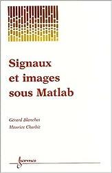 Signaux et images sous Matlab. Méthodes, applications et exercices corrigés