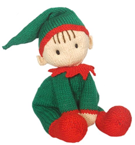Jo-Jo Cuddle Elf knitting pattern