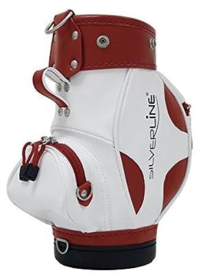 Miniatur-Golfbag Present-Bag Höhe 30cm