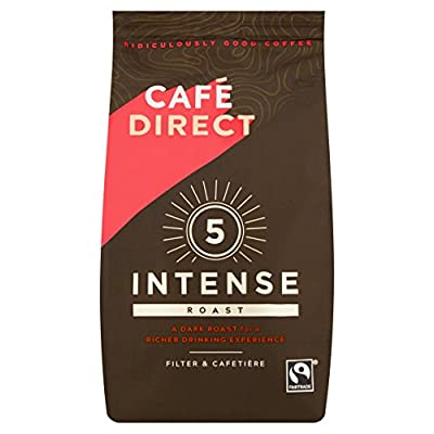 Cafédirect Fairtrade Medium Roast and Ground Arabica Coffee