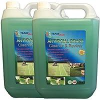 Erba artificiale Cleaner–Elimina il 99.9% di germi, animali domestici, Fresh