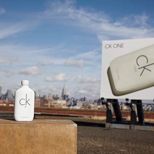 Calvin Klein CK All Eau de Toilette unisex, 1er Pack (1 x 100 ml)