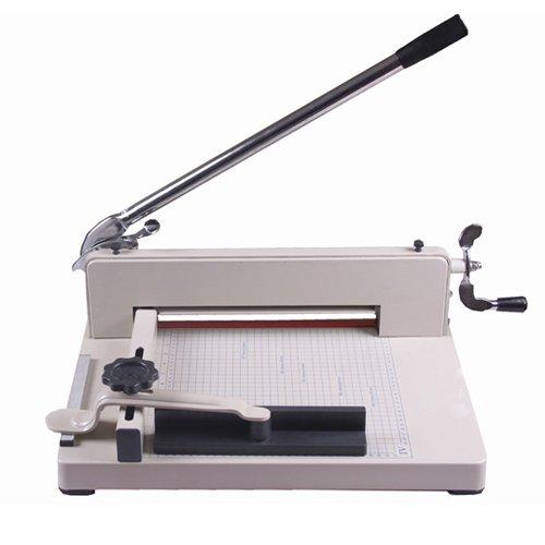 Mvpower Ghigliottina Taglio Carta Taglia 400 Fogli Carte Formato A4 Per Ufficio Taglierina Paper Cutter Professionale