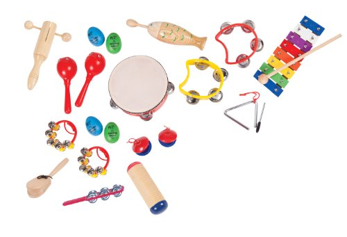 Performance Percussion PK17 Kindergarten Perkussions-Set (16-teilig)