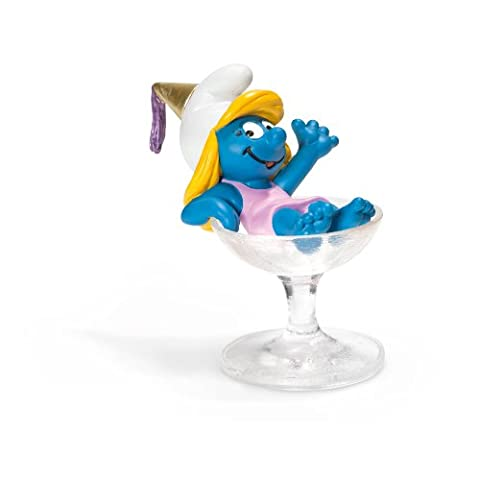 Schleich - 20753 - Figurine - Schtroumpfette de Fête