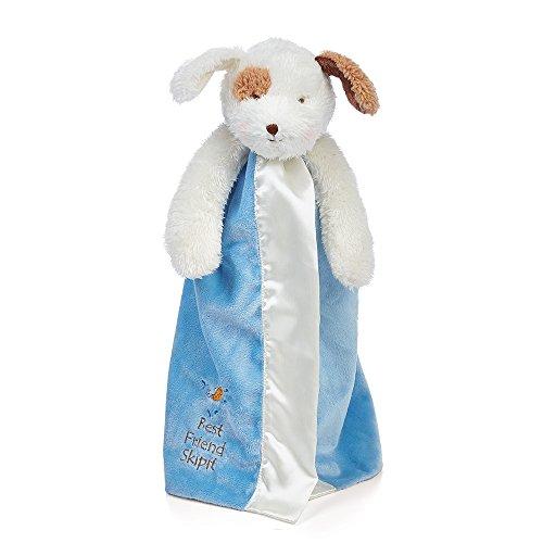 'Bunnies by the Bay 16 Plush Buddy Blanket Baby Blankie Best Friend skipit