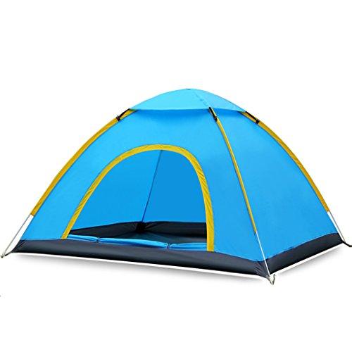 15fd0654ed7cd Tente 2 Personnes Ou 3 Personnes Construisent Automatiquement Des Tentes  Multi-personne Anti-pluie