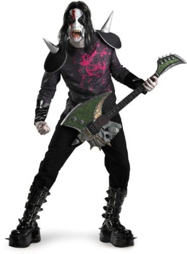 ostume Metal Mayhem Adult Costume Halloween Size: X-Large (japan import) (Metal Mayhem Kostüme)
