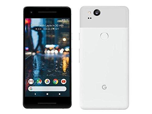 Google Pixel 2 (Clearly White 64GB-4GB RAM)