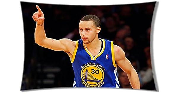 NBA Superstar Golden State Warriors Stephen Curry Pattern