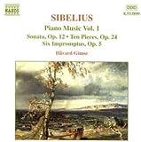 Sibelius: PIANO MUSIC Vol. 1