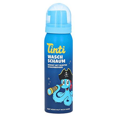 TINTI Waschschaum blau DS 1 St Schaum
