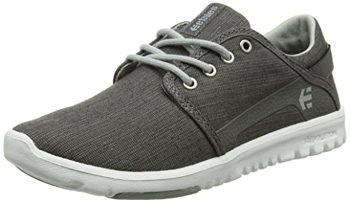Etnies Scout, Baskets Homme Gris (011-charcoal/heather)