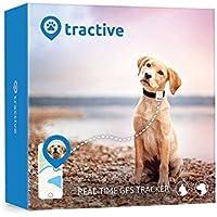 Tractive GPS -Tracker - Localizzatore GPS per cani e gatti. Il dispositivo leggero e impermeabile per ogni collare