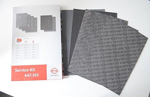 Papier-schnitt-kit (Abdichtung Papier Service Kit Repair Dichtungen Seal Schnitt Ihr Siegel 447.101)