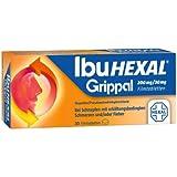 IBUHEXAL Grippal 200 mg/30 mg Filmtabletten 20 St Filmtabletten