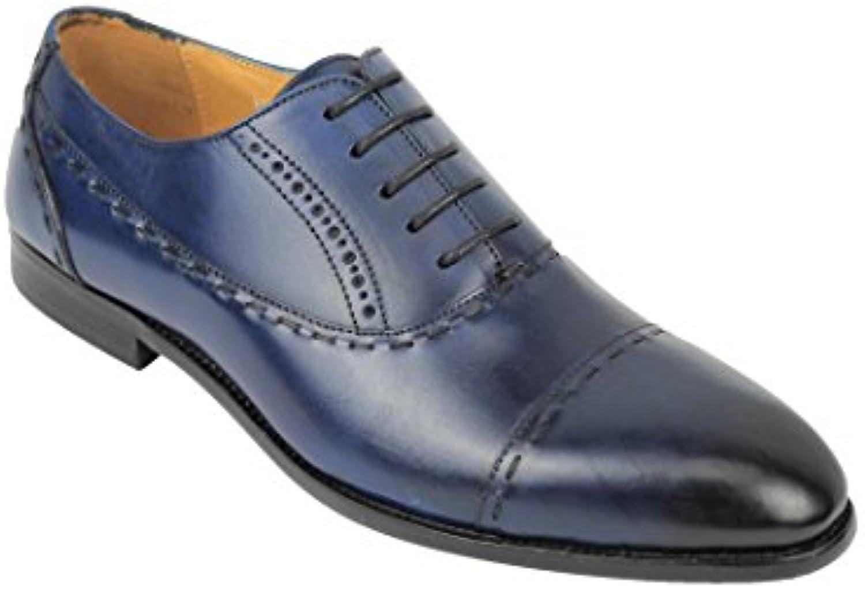 Xposed - Zapatos Planos con Cordones hombre -