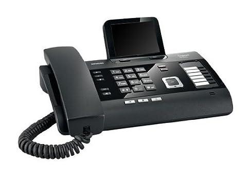 Gigaset DL500A Téléphone filaire DECT avec écran 3,5