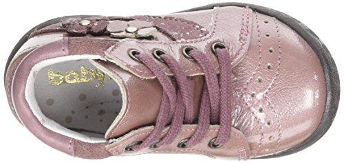 babybotte - Azala, Pantofole a Stivaletto Bambina Rosa (Rose)