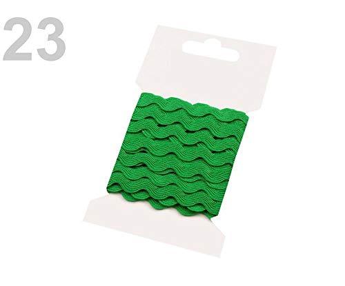en Zackenlitze Breite 5mm Wickel 3 M, Zackenlitzen, Borten, Kurzwaren ()