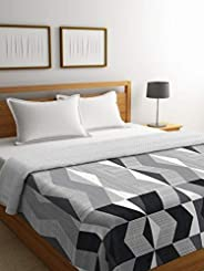 Portico New York Cadence Cotton Comforter - King Size,Multicolor 8045371