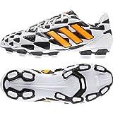 Adidas Nockenschuhe Nitrocharge 2.0 Fg Kinder Junior Kinder (wc) Cwhite/sogold/cblack