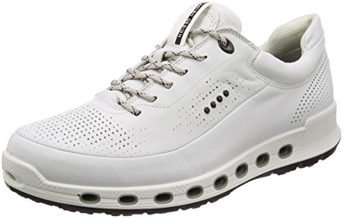 Ecco Cool 2.0, Sneakers Basses Homme Blanc (White Dritton G5 1007)