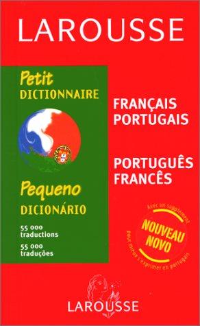 PETIT DICTIONNAIRE FRANCAIS-PORTUGAIS ET PORTUGUES-FRANCES