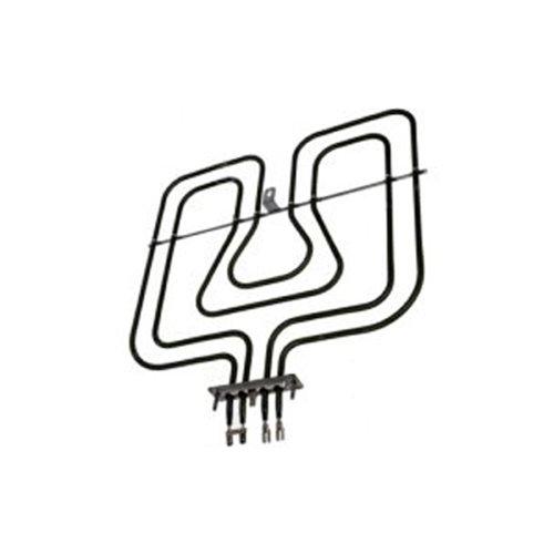 Zanussi Horno Parrilla Doble Elemento Calefactor