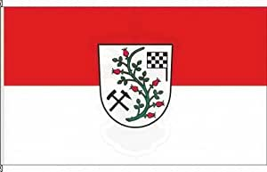 Königsbanner Hissflagge Schipkau - 60 x 90cm - Flagge und Fahne