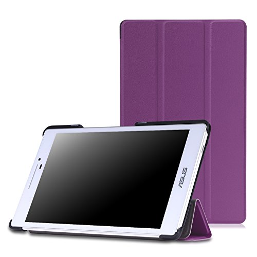 MoKo ASUS ZenPad 7.0 Z370C Hülle - Ultra Slim PU Leder Tasche Schutzhülle Schale Smart Case mit Auto Sleep/Wake up Funktion und Standfunktion für ASUS Zenpad 7.0 Z370C / Z370CG 7
