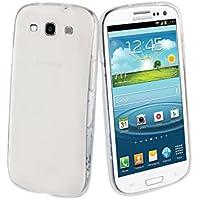 Muvit MUSKI0582 - Funda para Samsung Galaxy S3 Neo/S3, transparente