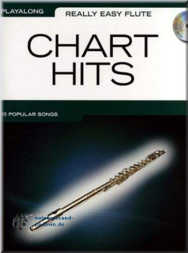 Chart Hits - Really Easy Flute - Flöte Noten [Musiknoten]