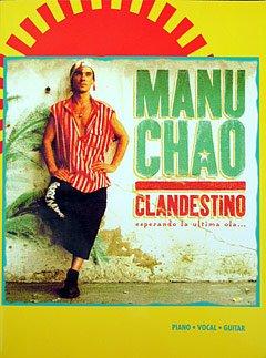 CLANDESTINO - arrangiert für Songbook [Noten / Sheetmusic] Komponist: MANU CHAO (Dia-bong)