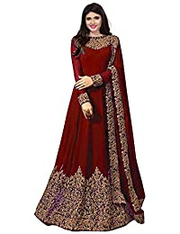 0c52ad6c989 Amazon.in  Georgette - Salwar Suits   Ethnic Wear  Clothing ...