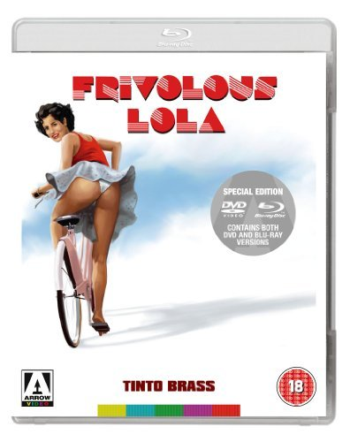 Frivolous Lola (1998) ( Monella ) ( Naughty Girl ) (Blu-Ray & DVD Combo) [ Origine UK, Sans Langue Francaise ] (Blu-Ray)