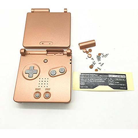 Meijunter New Replacement Housing Shell Case Cover Part Caja Cubierta Carcasa for Nintendo Gameboy Advance SP GBA SP