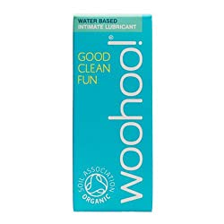 Pack Of 1 : Woohoo Organic Water Based Intimate Lubricant 50ml