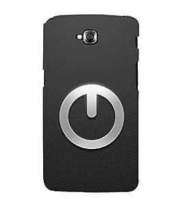 Turn On Sign 3D Hard Polycarbonate Designer Back Case Cover for LG G Pro Lite :: LG Pro Lite D680 D682TR :: LG G Pro Lite Dual :: LG Pro Lite Dual D686