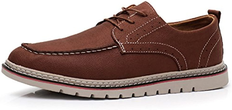 SKY Maria Herren Mode Lässige Schuhe Licht Rutschfest Flache Schuhe Segeltuchschuhe Atmungsaktiv Freizeitschuhe