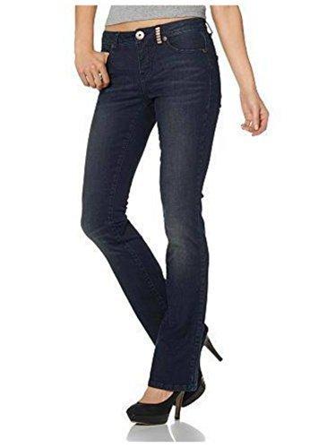 Jeans Copper Damen von Arizona - Blue black Gr. 34 (Jeans Arizona)