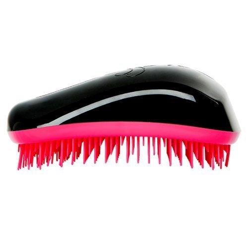 Dessata Detangling Hair Brush (Black & Fuchsia) by Dessata