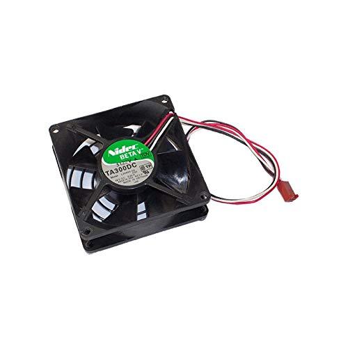 Nidec Ventilador PC ta300dc l34689 - 58 282318 - 002 80 x 80 x 25 mm 12 V 3  Pines Alambre 30 cm