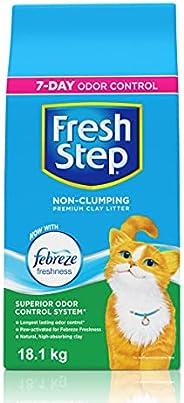 Kirkland Fresh Step Regular Cat Litter 40 Lb. (18.1Kg), Brown