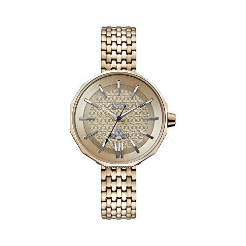 Vivienne Westwood Edgware Gold Tone Ladies Watch VV171NUNU