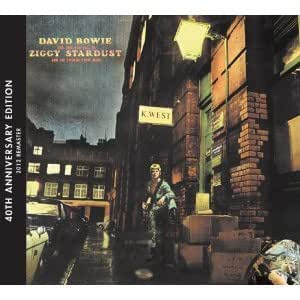 Pop CD, Rise & Fall Of Ziggy Stardust [40th Anniversary Edition][Remastered][002kr]
