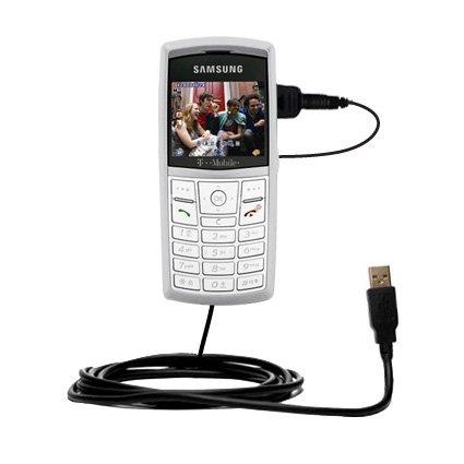 Hot Sync und Straight USB-Ladekabel für Samsung SGH-T519 Mit TipExchange Technologie ausgerüstet