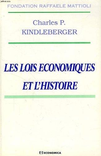 Les lois économiques et l'histoire